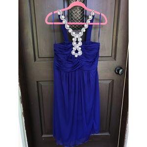 Plus Size Prom Dress - Trixxi Short Dress